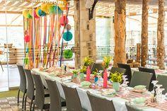 Όμορφες ιδέες διακόσμησης κοριτσίστικης βάπτισης - EverAfter Frida Kahlo Party Decoration, Colorful Party, Girl Baptism, Baptism Ideas, Candles, Table Decorations, Unique, Furniture, Party Ideas