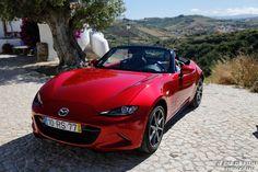 Mazda MX-5 2.0 SKYACTIV:  Carícias ao corpo numa só carícia à alma!