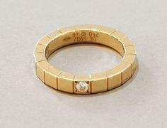 CARTIER. Ring. GG 18K  850 EUR