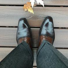 Happy Monday! #vass_london #vassshoes #vasslondon #ascotshoes #laszlovass #eva.vass #vasscharm #budapest #bespokeshoes #mensclothing #menswear #menshoes #menstyle #menswear #shoesaddict #shoestagram #shoeporn #shoeaddict #shoesoftheday #nofilter...
