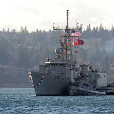 The US Navy's New Frigate Should Jumpstart a Revitalization of the Defense Industrial Base