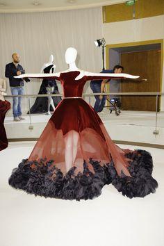 Défile Stéphane Rolland Haute couture Automne-hiver 2014-2015 - Look 17