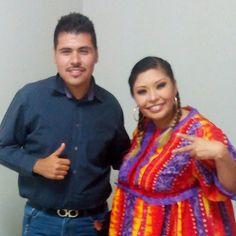 """El pasado sábado con gran éxito se presentó en esta ciudad la comediante """"La India Yuridia"""", quien ofreció una entrevista exclusiva..."""