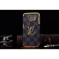 LV Wallet Leather Case for Samsung S6 Free shipping
