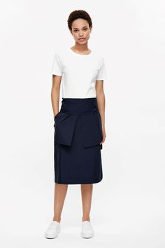 Cos layered skirt