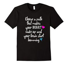 I love this Inspiring T Shirts The Official Choose a heart path... http://www.amazon.com/dp/B01DWZD1I2/ref=cm_sw_r_pi_dp_qTjjxb1XR6ZVN (scheduled via http://www.tailwindapp.com?utm_source=pinterest&utm_medium=twpin&utm_content=post65294288&utm_campaign=scheduler_attribution)
