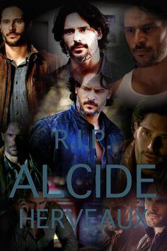 RIP Alcide Herveaux! True Blood Season 7 - Joe Manganiello