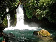 Banyas Falls, Golan Heights