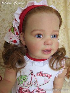 Мэри! Мэри – cherry, моя любимая вишенка. Кукла реборн Марины Зыбиной / Куклы Реборн Беби - фото, изготовление своими руками. Reborn Baby doll - оцените мастерство / Бэйбики. Куклы фото. Одежда для кукол