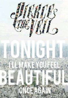 Pierce The Veil Hold On Till May. I have recently become obsessed with this song.