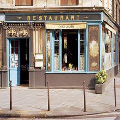 Chez Julien- Paris(Marais District), France photographed by Dennis Barloga