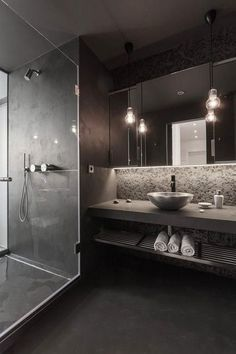 30 Bathroom Color Schemes You Never Knew You Wanted . 30 Bathroom Color Schemes You Never Knew You Wanted … 30 Bathroom Color Schemes You Never Knew You Wanted More <! Bathroom Color Schemes, Bathroom Colors, Bathroom Ideas, Bathroom Organization, Bathroom Storage, Workshop Organization, Budget Bathroom, Colour Schemes, Bathroom Images