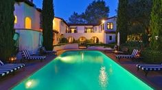 Bev Hills Wallace Neff House Owned By Betty Grable, Diane Keaton, Madonna Asking $18.495 Million