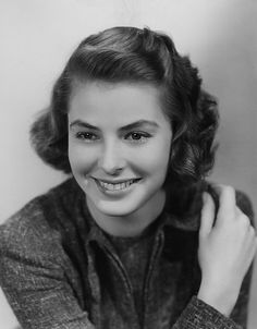 Ingrid Bergman via Listal