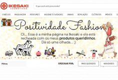 Olhem essa super novidade!  O blog em parceria com a Ikesaki montou uma lojinha virtual, não deixe de conhecer as novidades e aproveitar as promoções. Vem conferir 😉 http://www.ikesaki.com.br/positividadefashion?utm_source=positividadefashion&utm_campaign=positividadefashion&utm_medium=clubevip