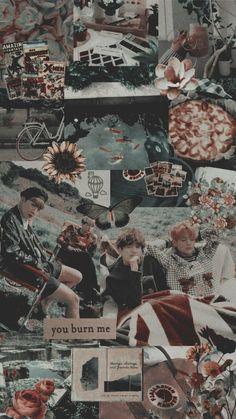 Taekook e Yoonseok Wallpaper / Credits to Twitter/bangtanwpapers © #Yoonseok #Taekook #Yoongi #Suga #Hoseok #Jhope #Taehyung #Jungkook