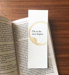 On to the next chapter bookmark, Wedding gift for reader, Gift for bride, Groom gift, Graduation gif Creative Bookmarks, Diy Bookmarks, Bookmark Craft, Bride Gifts, Wedding Gifts, Gifts For Readers, Birthday Gift For Him, School Gifts, Teacher Appreciation Gifts