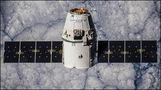 民間の宇宙開発ベンチャー「スペースX」は数百の通信衛星を使って火星でも通信可能なインターネット環境の構築を計画中 - GIGAZINE