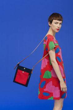 Lovely bright colour inspiration here at Marimekko