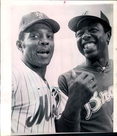 Willie Mays  Hank Aaron -- We Play Ball! // ALifeSettlement.com