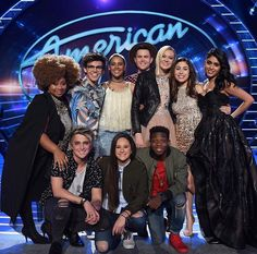 American Idol Top 10 2016