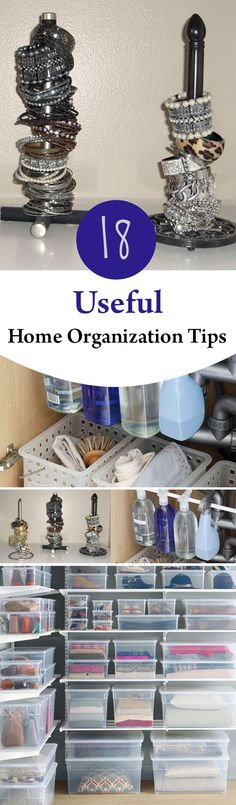 Home Organization Tips, Useful Home Organization, How to Organize Your Home, Easy Ways to Organize, Easy Organizing Ideas, Popular, Quick Organizing Tricks, How to Quickly Get Organized
