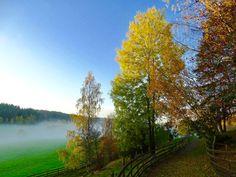 Sääkuva: Syksy Turussa Peace Of Mind, Country Roads, Autumn, Fall