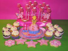 Sweetsinabox.be Sweet table Maja de bij