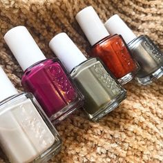 """Olivia Anderson on Instagram: """"✨giveaway closed✨i wanted a chance for one of you to win some of my favorite polishes for the fall! if you win you will get all five…"""" Instagram Giveaway, My Nails, Things I Want, Polish, My Favorite Things, Fall, Autumn, Vitreous Enamel, Fall Season"""