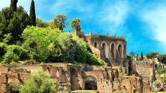 """Palatino Tepesi """"Palatino Tepesi"""" roma tarihi yerler, Roma'da gezilecek yerler https://jogwag.com/?p=6595"""