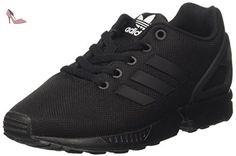 adidas Zx Flux, Baskets mixte enfant - Noir (Core Black/Core Black/Core Black), 33 EU (1 UK) (1.5 US) - Chaussures adidas (*Partner-Link)