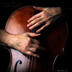 Mstislav Rostropovich's Hands
