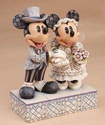Wedding and Anniversary Cajas de música y figurines, novia y el novio Figurines,