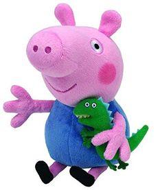 George Pig Plush Toy Doll
