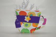Teetasse - Tasche von Nicole's Nähkram auf DaWanda.com