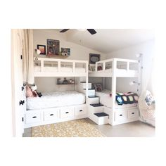 Y'all. We cleaned our house. This is the cleanest it's been since we moved in. We may just go stay in a hotel so it can stay clean a while 😬 #kidsroom #bunkbeds #kidsdecor Bunk Bed Rooms, Bunk Beds, Bedrooms, Space Saving Beds, Kids Decor, Home Decor, Kidsroom, Closet Organization, Home Bedroom