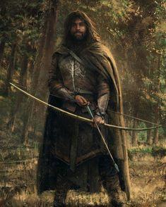 Fantasy Male, High Fantasy, Fantasy Warrior, Medieval Fantasy, Medieval Archer, Fantasy Character Design, Character Inspiration, Character Art, Dnd Characters