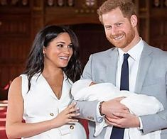 The infant son of Prince Harry and Meghan Markle -- the Duke and Duchess of Sussex -- will be christened Saturday, July a royal source told CNN on Sunday. Prince Harry Et Meghan, Meghan Markle Prince Harry, Prince William And Kate, Prince Philip, Harry And Meghan, Prince Charles, William Kate, Eric Trump, Donald Trump Jr