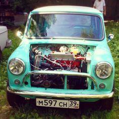 Pin By Dean Stogdon On Rover Mini Cooper 1380 Rover Mini Cooper