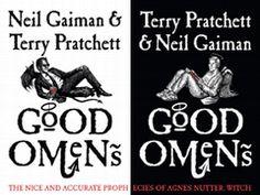 GoodOmens--Pratchett and Gaiman! a must.