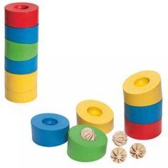 Anbac Αντιβακτηριακός Πύργος ισορροπία κίνηση κλίση 23εκ. 23€ Barware, Coasters, Play, Toys, Activity Toys, Coaster, Clearance Toys, Gaming, Games