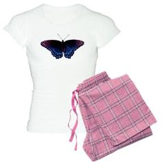 Purple And Blue Butterfly Women's Light Pajama> Womens Apparel> Future Imaging Designs Blue Butterfly, Pajamas Women, Clothes For Women, Purple, Sweaters, Shopping, Dresses, Future, Design