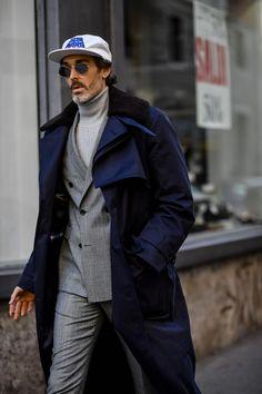 42f6156220ce Milan Men s Fashion Week AW18  best street style
