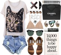 """""""rad."""" by sofie-way ❤ liked on Polyvore"""