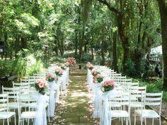 Parque Histórico Lajeado #wedding #rosa