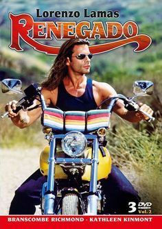 RENEGADE Series Season Volume Vol 2 **Dvd Lorenzo Lamas (produced in Spain with English substitles) Lorenzo Lamas, Renegade Tv Show, Best Tv Shows, Favorite Tv Shows, Biker Movies, Action, Female Soldier, Old Shows, Vol 2