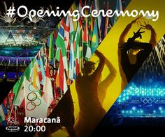 The #OpeningCeremony starts at 20:00 GMT-3. Find out what time it starts around the world