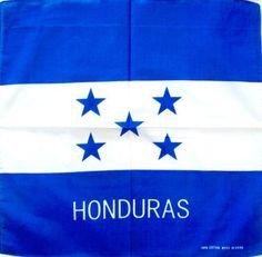 Honduras Flag Bandana - Single by Amazing Danna. $2.99. Brightly Colored Honduras Flag Bandana