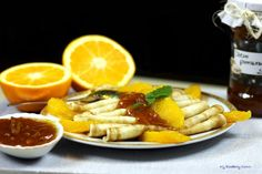 Dżem z pomarańczy - My Blueberry Corner