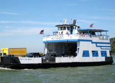 Ferry Ride to put-in-bay